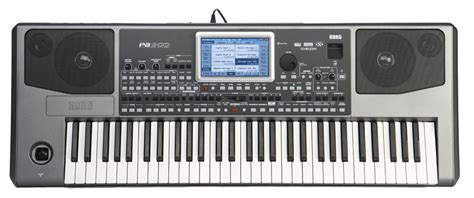 Keyboard Korg Pa900 korg pa900 portable keyboard im test keyboards