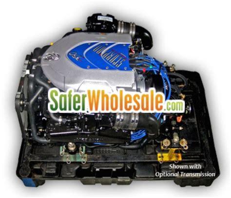 Brand New 5 7l Mpi Mercruiser Scorpian Marine Engine