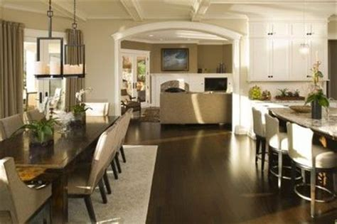 kitchens open to dining room design a room interiors camberley