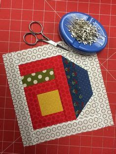 tutorial quilting italiano little red schoolhouse quilt block pattern 11 little