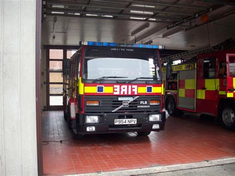 fire engines  suffolk fire  rescue service reserve tender
