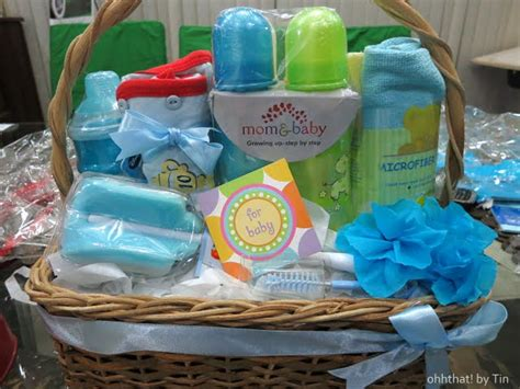 Things To Make For Baby Shower Gift by Baby Shower Gift Basket Ideas For Boy Baby Shower Basket