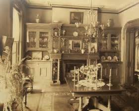Transitional Style Bedrooms - victorian dining room 1890 s gaswizard flickr