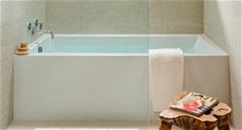 how to install an alcove bathtub alcove tub bathtub with skirt flange for 3 wall alcove