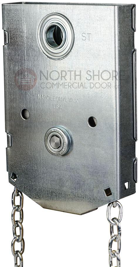 Overhead Door Chain Hoist Garage Door J R Jackshaft Chain Hoist 1 Quot Shaft