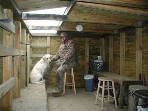 Duck Hunting Pit Blinds Hunting Gallery Cabin Fever Il
