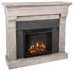 electric indoor fireplace real torrence cinder electric cast fireplace
