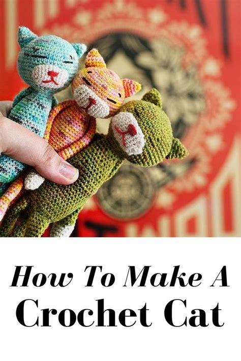 Chat Au Crochet Modele Gratuit