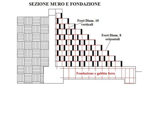 Costruire Muro Blocchi Cemento by Costruzione Di Un Muro Di Controspinta In Blocchi Casseri