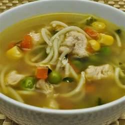 easy crock pot chicken noodle soup recipe magic skillet