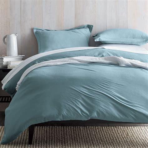 jersey bed sheets organic cotton jersey duvet cover the company store