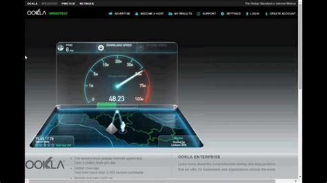 speed test telecom tim telecom vdsl fttc 50 10 speedtest