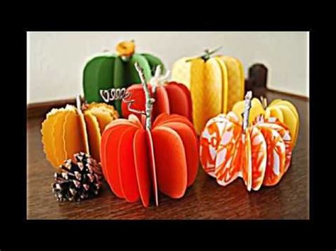 fall decorations simple easy   beautiful ideas youtube