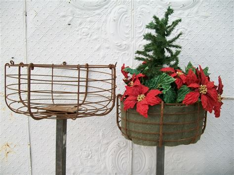 Deck Post Planters by Wrought Iron Border Post Planters Deck Flower Pot