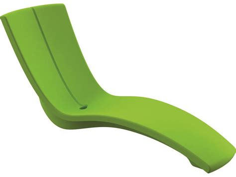 plastic chaise tropitone curve recycled plastic rotoform3 chaise lounge