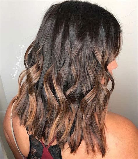 root hair color root hair the best new fall trend for brunettes