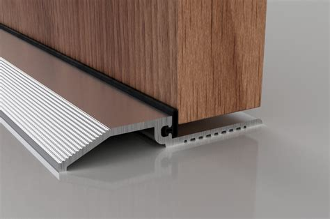 96mm Steel Door Threshold Stormguard How To Replace A Metal Threshold On An Exterior Door