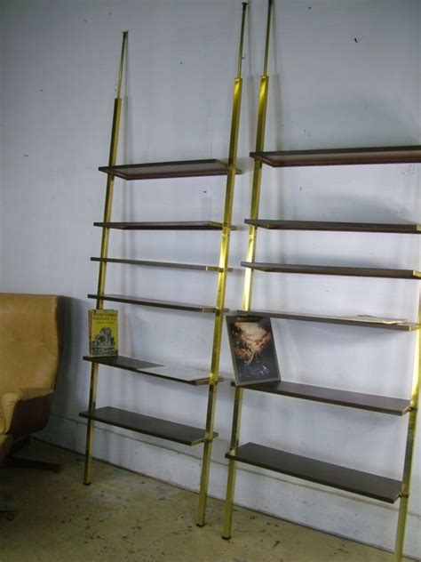 Tension Pole Room Divider Tension Pole Bookshelves Mid Century Room Dividers Pinterest Bookshelves
