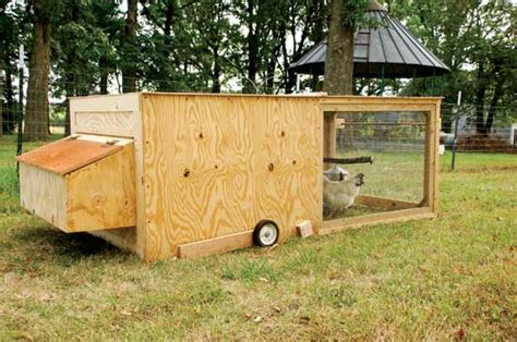Backyard Chickens Chicken Tractor The Ultimate Backyard Chicken Tractor Farm And Garden