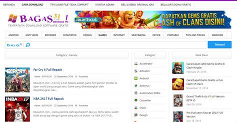 tempat download game mod gratis tempat gratis download game pc seputar tentang game