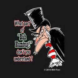 Wall Saying Stickers scrooge t shirt what part of bah humbug quot humourous