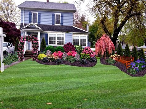 top 28 how to landscape your yard on a budget front yard garden ideas small space gardening