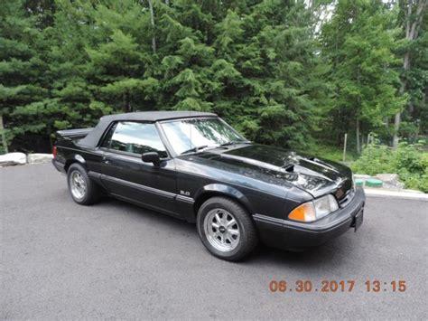 1990 25th anniversary mustang 1990 lx mustang convertible 5 0 25th anniversary