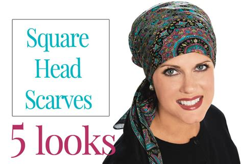simple hair bandana for covering patch of bald head for ladies how to tie a head scarf