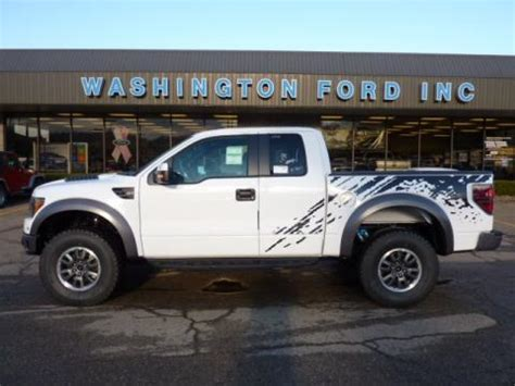 New 2010 Ford F150 SVT Raptor SuperCab 4x4 for Sale