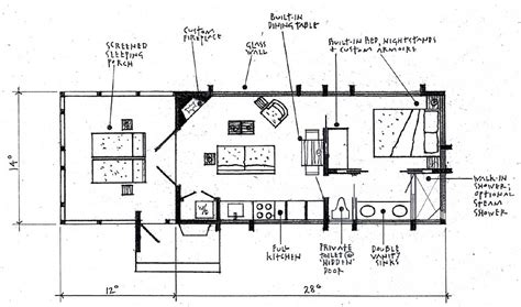 escape floor plan escape compact mobile home is aesthetic and eco conscious best of interior design