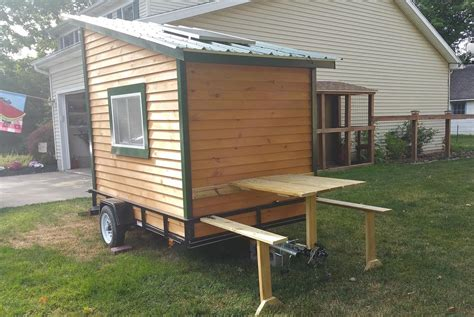 tiny homes to build boyd s diy micro cer on wheels