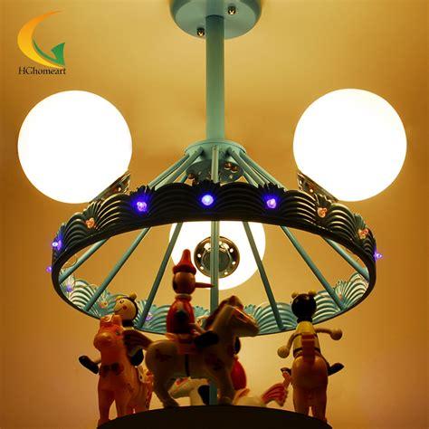 cute doll pendant 3 light kids bedroom ceiling lights ᑐ 3d fantasy carousel ᐃ kids kids room ceiling ls