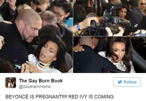 Kim Kardashian Pregnant Meme - twitter reacts to beyonce s baby news with funny memes