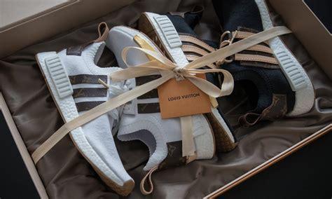 Adidas Nmd Pk Craig David X Louis Vuitton check out craig david s custom made louis vuitton x adidas nmd r1