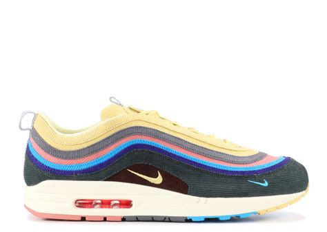 Nike Wotherspoon air max 1 97 vf sw quot wotherspoon quot nike aj4219 400 2017 lt blue fury lemon wash
