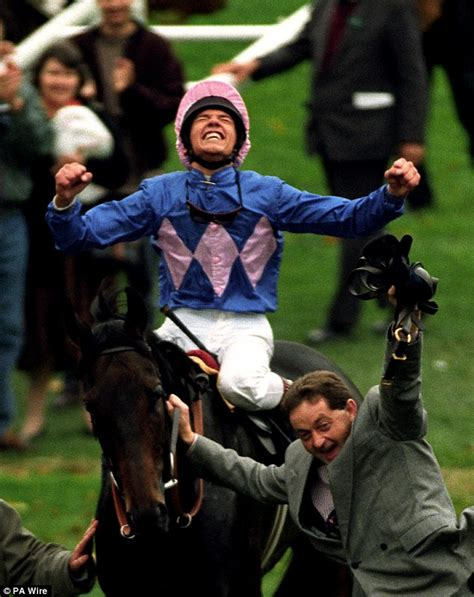 Bor Fujiyama twenty years after frankie dettori s magnificent seven
