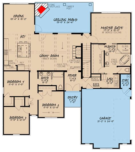 floor plans with bonus room european house plan with bonus room 70557mk