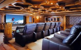 Home Theatre Interior interior luxury home theater