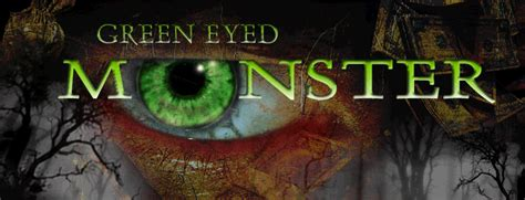 The Green Eyed Monstress by The Green Eyed And God The Intersect