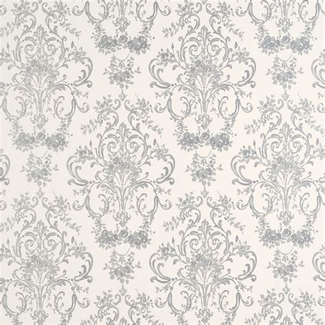 grey pattern paper aston silver patterned wallpaper at laura ashley