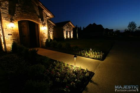 Landscape Lighting Dallas Tx Led Landscape Lighting In Dallas Tx Fort Worth Tx