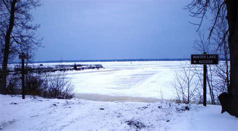 michigan dnr boat launches dnr announces winter lake michigan access points in delta