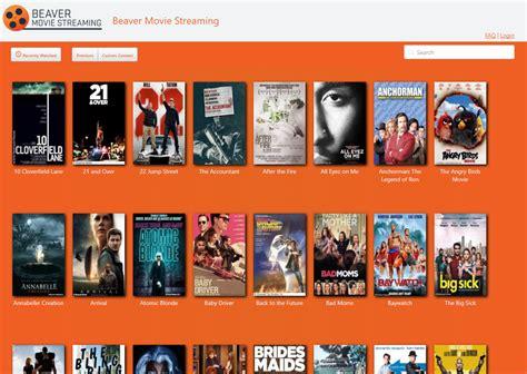 film streaming list beaver movie streaming university housing dining