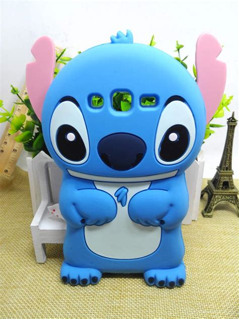 Samsung Galaxy J1 Ace 3d Stitch 4 Soft Silicon jual 4d stitch samsung galaxy j1 ace j110 karakter softcase soft di indonesia katalog or id