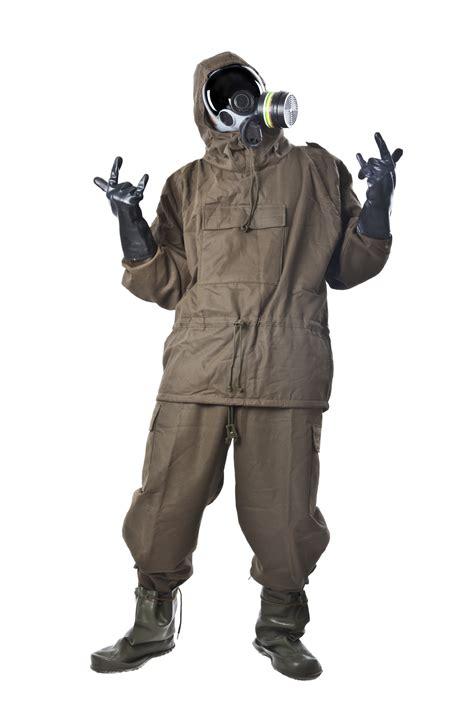 Haz Mat Suits by Thwart Ebola With Designer Hazmat Suits
