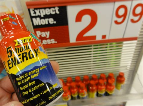 7 hour energy drink yuppies drink bull 5 hour energy s treading water