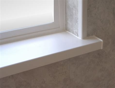 window sills how to choose the finishing touch of your - Material Fensterbank