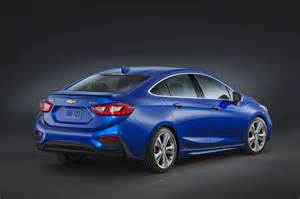 2016 chevrolet cruze prices announced gm authority