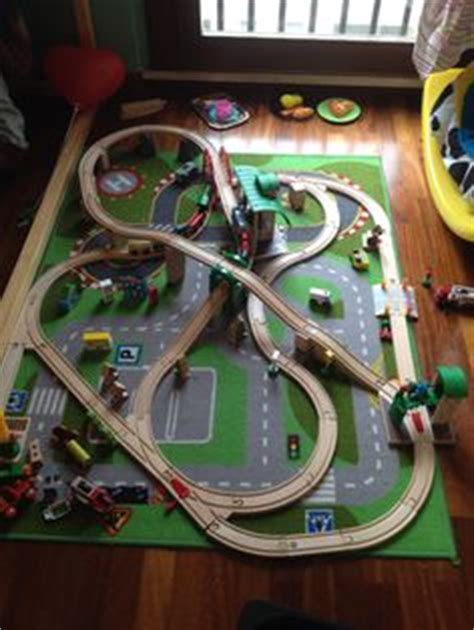 brio train set layouts 1000 images about brio train on pinterest wooden train