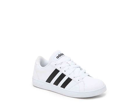 adidas baseline toddler youth sneaker shoes dsw